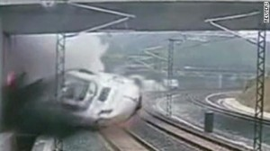 hope for all the best people family members killed on this train crash so scary no where is safe