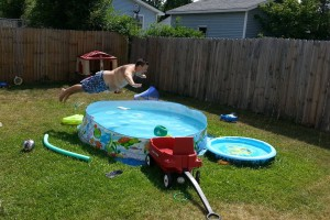 how to cool off during the East Coast 2013 heat wave guarantee to work