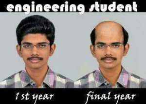 Engineering student or Medical Doctor years in school colleges before and after