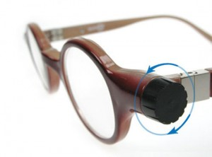 an eyeglass that fits all size and focal adjustment how about automatic focal adjustment and size?