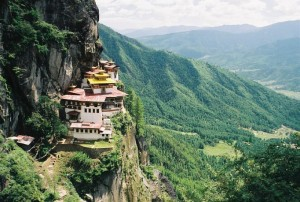 i want to go here before I died Bhutan