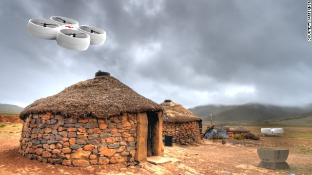 Drones is the next big thing and already has multiple uses