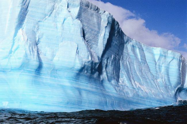 Fascinating information the air from millions years ago might be trapped in the pocket of ice below