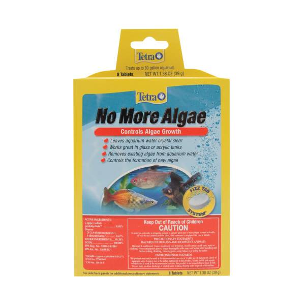 """No More Algae"" pill killed my fish"