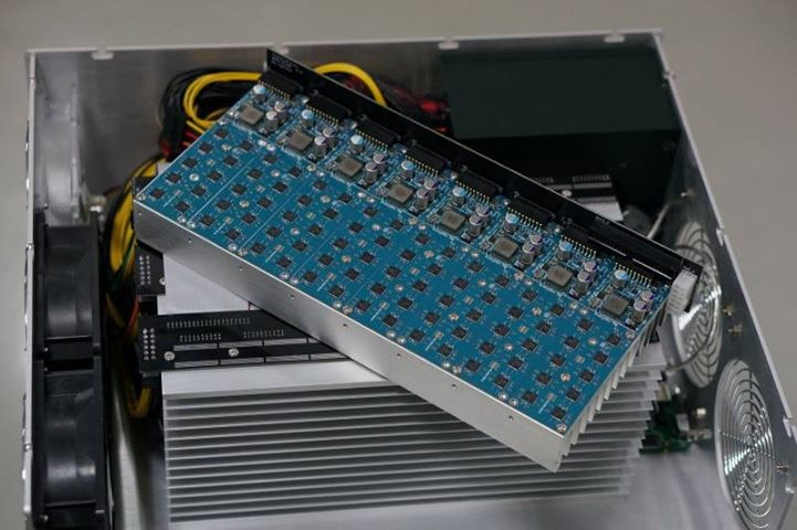 Cointera and Fasthash competing with existing Bitcoin miner manufacturer BFL and KNCminer