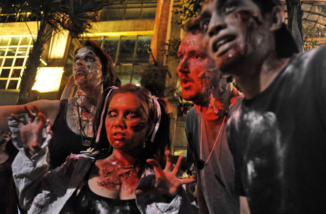 Netherworld Atlanta scariest haunted house in the US