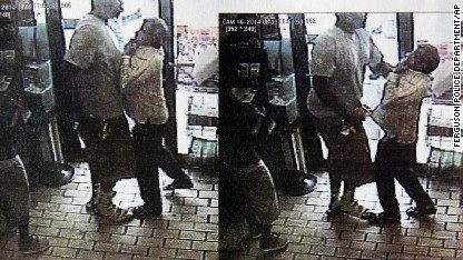 Michael Brown commited arm robbery bullied other people smaller than him