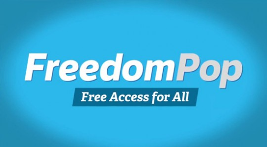 free internet mobile phone call freedompop.com scam?