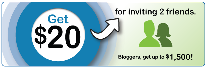 make money online $20 instantly referring 2 friends