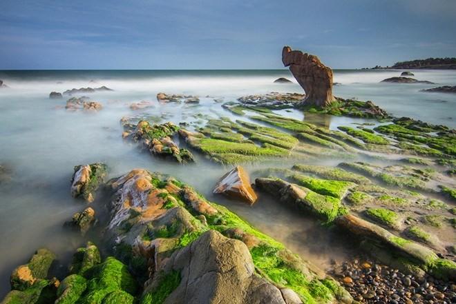 Biển Cổ Thạch, Phan Thiết - Phan Thiet Vietnam Co Thach beach