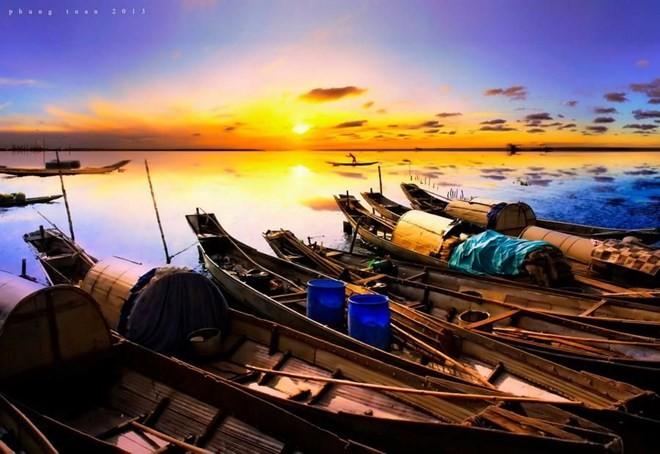Phá Tam Giang - Huế - Hue Vietnam, Pha Tam Giang