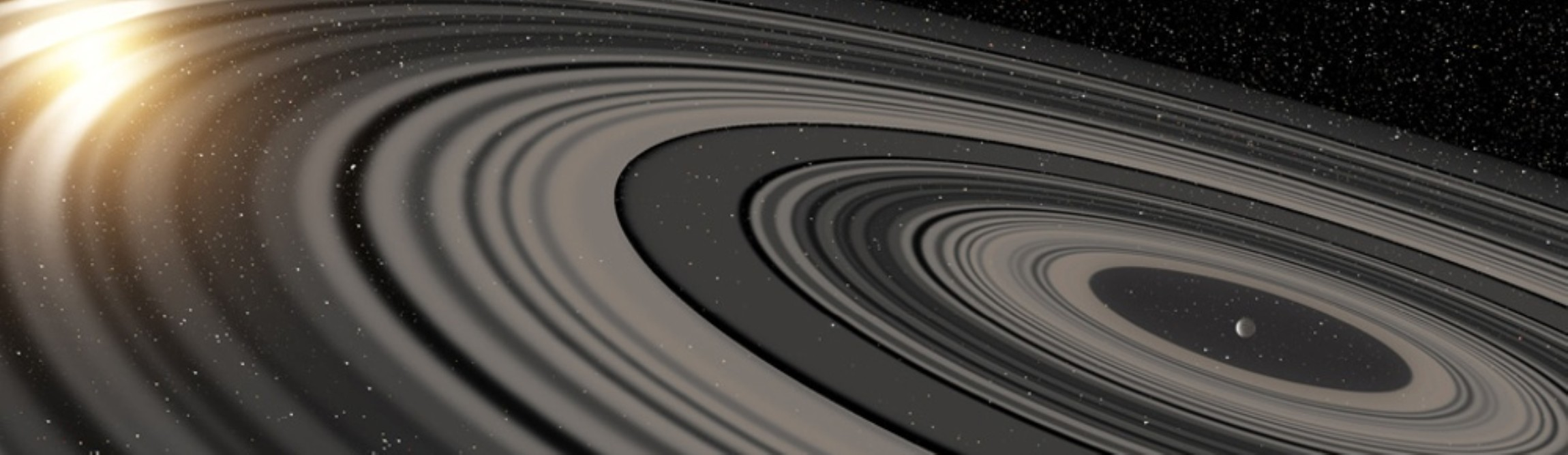 new planet saturn discovered with 200 times the ring of saturn