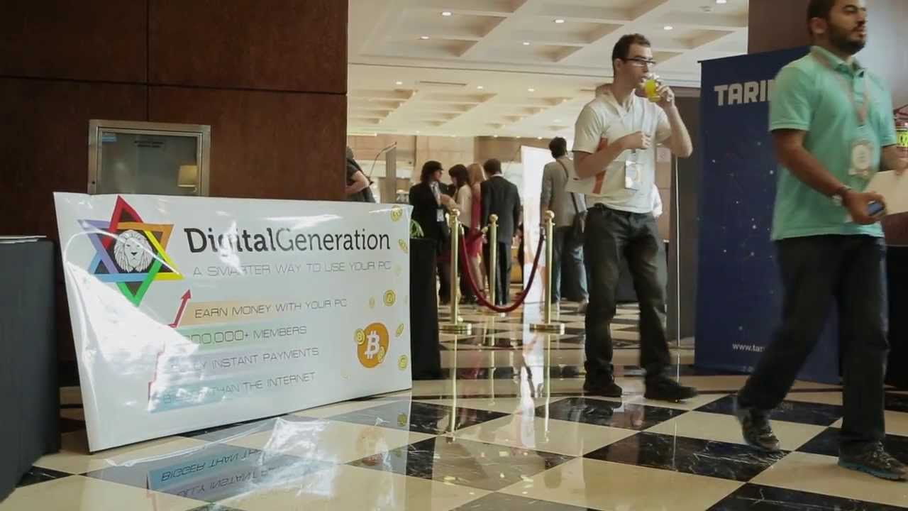 fake coingeneration attending bitcoin expo now cointellect doing the same?