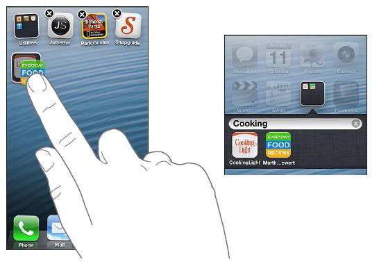 how to uninstall delete iphone ios app