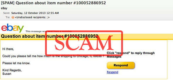 don't sell new ebay account most likely fraud